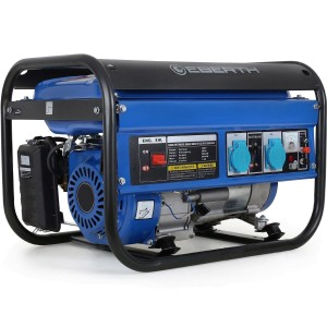 Stromaggregat_Eberth EH3000_Benzin-001